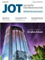 JOT Journal für Oberflächentechnik 5/2020