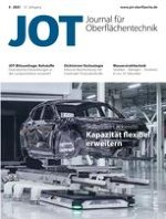 JOT Journal für Oberflächentechnik 5/2021