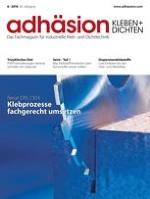 adhäsion KLEBEN & DICHTEN 6/2016