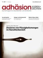 adhäsion KLEBEN & DICHTEN 11/2017