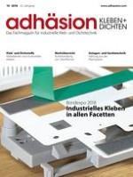 adhäsion KLEBEN & DICHTEN 10/2018