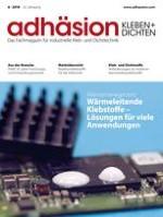 adhäsion KLEBEN & DICHTEN 6/2018