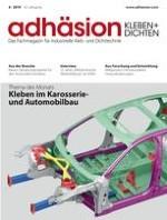 adhäsion KLEBEN & DICHTEN 6/2019