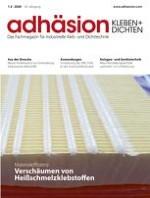 adhäsion KLEBEN & DICHTEN 1-2/2020