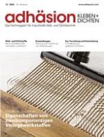 adhäsion KLEBEN & DICHTEN 12/2020