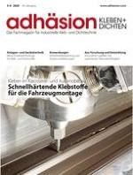 adhäsion KLEBEN & DICHTEN 5-6/2020