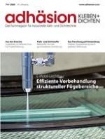 adhäsion KLEBEN & DICHTEN 7-8/2020