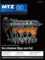 MTZ - Motortechnische Zeitschrift 1/2008