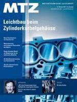 MTZ - Motortechnische Zeitschrift 10/2009
