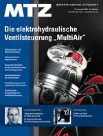 MTZ - Motortechnische Zeitschrift 12/2009
