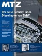 MTZ - Motortechnische Zeitschrift 2/2009