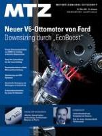 MTZ - Motortechnische Zeitschrift 3/2009