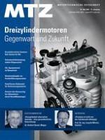 MTZ - Motortechnische Zeitschrift 5/2009
