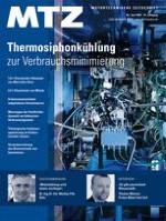 MTZ - Motortechnische Zeitschrift 6/2009