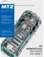 MTZ - Motortechnische Zeitschrift 1/2010