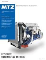 MTZ - Motortechnische Zeitschrift 10/2010