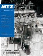 MTZ - Motortechnische Zeitschrift 11/2010