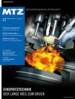 MTZ - Motortechnische Zeitschrift 2/2010