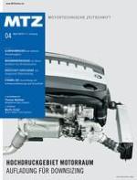 MTZ - Motortechnische Zeitschrift 4/2010