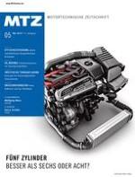MTZ - Motortechnische Zeitschrift 5/2010