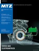 MTZ - Motortechnische Zeitschrift 9/2010