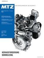 MTZ - Motortechnische Zeitschrift 2/2011
