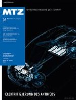 MTZ - Motortechnische Zeitschrift 3/2011