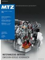MTZ - Motortechnische Zeitschrift 6/2011