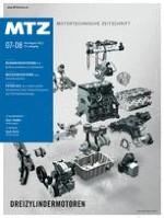MTZ - Motortechnische Zeitschrift 7-8/2011