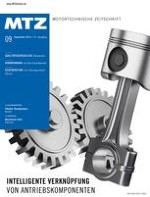 MTZ - Motortechnische Zeitschrift 9/2011