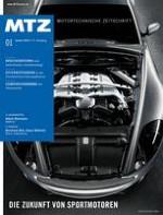 MTZ - Motortechnische Zeitschrift 1/2012