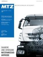MTZ - Motortechnische Zeitschrift 10/2012