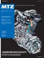 MTZ - Motortechnische Zeitschrift 11/2012