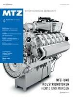MTZ - Motortechnische Zeitschrift 12/2012