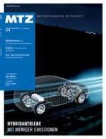 MTZ - Motortechnische Zeitschrift 4/2012