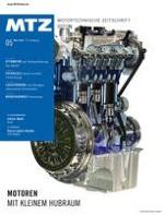 MTZ - Motortechnische Zeitschrift 5/2012