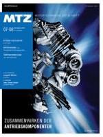 MTZ - Motortechnische Zeitschrift 7-8/2012