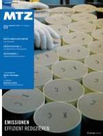 MTZ - Motortechnische Zeitschrift 9/2012