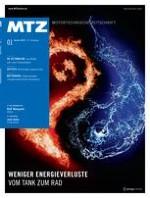 MTZ - Motortechnische Zeitschrift 1/2013