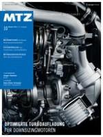 MTZ - Motortechnische Zeitschrift 10/2013