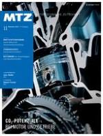 MTZ - Motortechnische Zeitschrift 11/2013