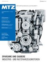 MTZ - Motortechnische Zeitschrift 12/2013