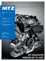 MTZ - Motortechnische Zeitschrift 2/2013