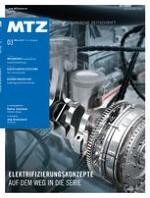 MTZ - Motortechnische Zeitschrift 3/2013