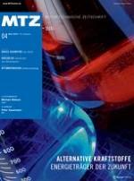 MTZ - Motortechnische Zeitschrift 4/2013