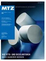 MTZ - Motortechnische Zeitschrift 6/2013