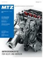 MTZ - Motortechnische Zeitschrift 9/2013