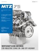 MTZ - Motortechnische Zeitschrift 11/2014