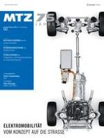 MTZ - Motortechnische Zeitschrift 2/2014