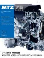 MTZ - Motortechnische Zeitschrift 3/2014
